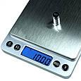 Большие ювелирные весы Domotec MS-1729A от 0.1 гр до 3000 гр, фото 3