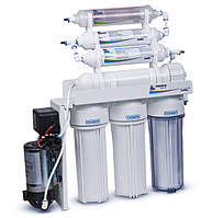 Фільтр води зворотний осмос Leader RO-6 pump BIO  (ЦІНИ НА ІНШІ МОДЕЛІ ДИВІТЬСЯ В ПРАЙС-ЛИСТІ)