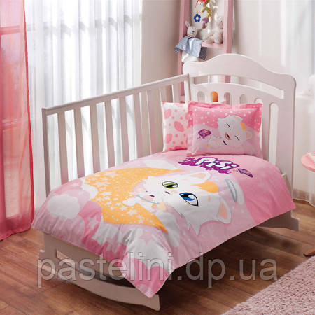 TAC Постельное белье для новорожденных Pisi baby