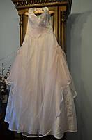 Свадебное выпускное бальное вечернее платье