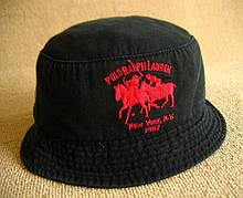 Панама Polo Ralf Lauren. Мужские панамки.