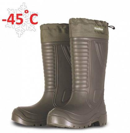 Сапоги зимние -45 ПЕ-15 УММ (Nordman Classic) размер 41/42 , фото 2