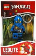 Брелок-фонарик Лего Ниндзяго Джей светодиодный lgl-ke77j, фото 1
