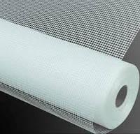 Сетка армированная 70г/м2  5*5мм (1м*50м) белая Budmonster LOGO