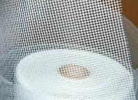 Сетка армированная 90г/м2  5*5мм (1м*50м) белая Budmonster LOGO