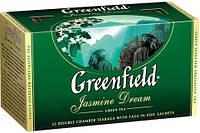 "Чай ""Greenfield"" Jasmine Dream 25 пакетиков"