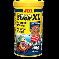 Корм для хищных рыб JBL Novo Stick XL палочки, 1л , фото 1