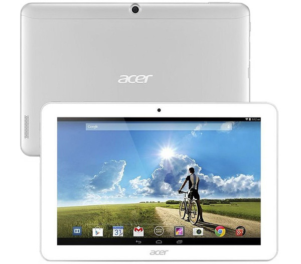 Планшет Acer Iconia Tab 10 A3-A20 16 ГБ White Ref - Магазин хороших товаров 12347. в Киеве