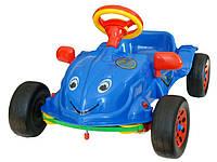 Машина педальная Херби, со звуком