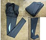 Спортивные брюки -леггинсы женские (эластан), фото 5