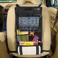Органайзер на спинку сиденья для автомобиля Car back seat tablet organizer