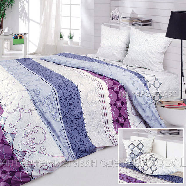 Какое постельное белье лучше: сатиновое или из бязи?