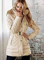 Белое пальто Victoria's Secret в стиле секси, размер M, фото 1