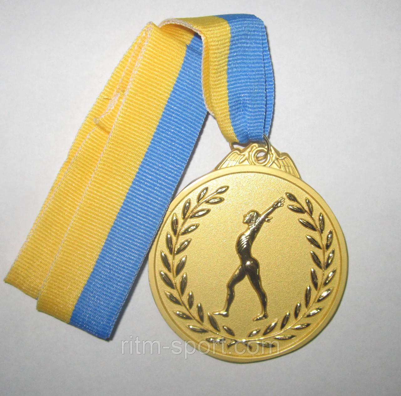 Медаль для награждения гимнасток