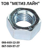 Гайка DIN934 кл.пр.6   М10