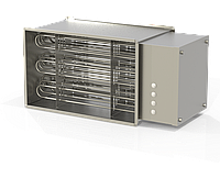Нагреватель воздуха канальный электрический Канал-ЭКВ-60-30-15