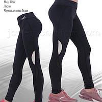 Спортивные брюки -леггинсы женские (эластан), фото 1
