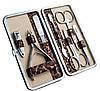 Маникюрный набор Леопард из 7 предметов KDS 4-7112