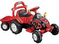 Электромобиль Трактор с прицепом