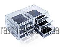 Шкатулка органайзер для косметики «Комод XL» (6 ящичков)