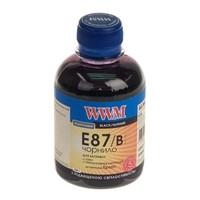 Чернила WWM для Epson Stylus Photo R1900/R2000 200г Black Водорастворимые (E87/B)
