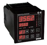Измеритель-регулятор температуры, давления восьмиканальный ОВЕН ТРМ138