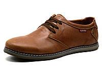 Спортивные туфли Clarks Desert Boot, мужские, натуральная кожа, светло-коричневые, р. 40 41