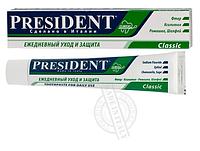 """Зубная паста """"PresiDENT"""" CLINICAL"""" Класік"""", 75мл"""