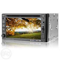 Автомагнитола 261 HD, Сенсорный TFT HD LCD экран высокого разрешения