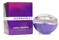 Женская туалетная вода Paco Rabanne Ultraviolet, 80 мл