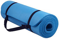 Коврик для фитнеса, йоги, пилатеса/гимнастический коврик 173х61 см