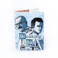 Обложка на паспорт Breaking Bad
