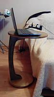 Столик для ноутбука из дерева