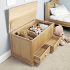 """Комод-сундук для детских игрушек из дуба """"Эмили"""", фото 2"""