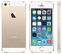 Original Apple iPhone 5S 16Gb Gold Neverlock refurbished, фото 1