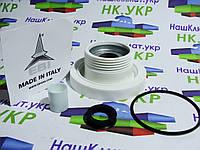 Опора, фланец, суппорт барабана, правая резьба,  cod 098 ИТАЛИЯ, для стиральной машины electrolux и других.