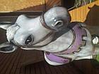Конячка-гойдалка на колесах, фото 6