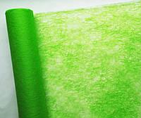 Флизелин зеленый 50 см х 10 м