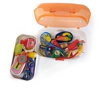 Набор доктора в чемоданчике, 33 предмета
