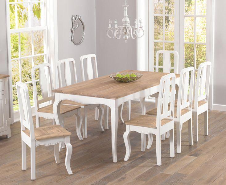 """Обідній стіл та 6 стільців """"Марсі"""""""
