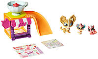 Игровой набор Littlest Pet Shop Sweet Shoppe Themed
