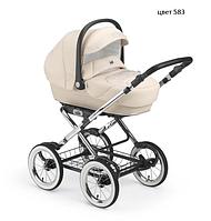 Детская классическая коляска-люлька Cam Linea Classy 2017