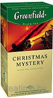 "Чай ""Greenfield"" Christmas Mystery 25 пакетиков"