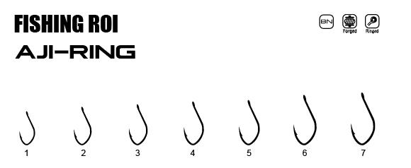 Fishing ROI Aji-Ring №4 (147-08-004)