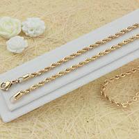Женская цепочка веревка 014-0472