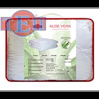 Одеяло полуторное тeп «Aloe vera» microfiber