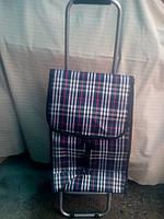 Тележка  хозяйственная с сумкой, фото 1