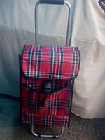 Тележка  хозяйственная с сумкой
