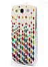 Силиконовый чехол с ромбиками для Samsung Galaxy S3 i9300 и S3 duos