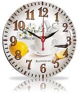 Настенные часы 59 33 x 33 cm